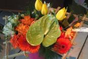 composition de fleurs - cannes